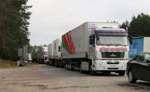 Беларусь намерена отправлять гуманитарную помощь на Донбасс