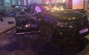 ДПТ в Харькове: в сеть выложили видео момента страшной аварии (видео)