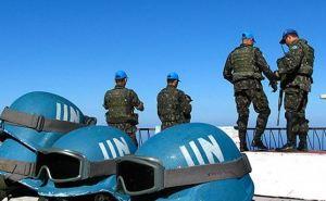 В Украине уверены, что миротворцы ООН помогут полностью решить конфликт на Донбассе