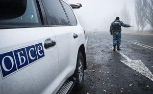 Миссии ОБСЕ в Донбассе угрожали заряженным пулеметом
