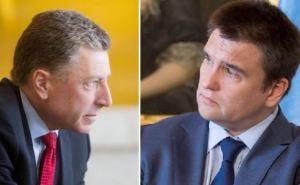 Климкин и Волкер обсудили помощь ООН на Донбассе