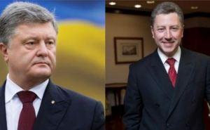 О чем говорили Волкер и Порошенко на встрече в Киеве