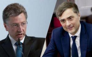 Волкер и Сурков в ноябре обсудят Украину— СМИ