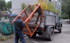 Алчевск переходит на раздельный сбор мусора