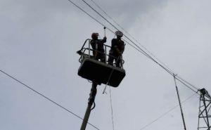 Непогода обесточила без малого полсотни трансформаторных подстанций в Луганской области