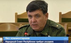 Народный совет самопровозглашенной ЛНР требует отставки Корнета (видео)
