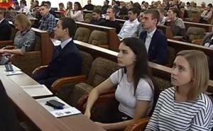 В Луганске состоялось первое заседание Молодежного совета (видео)