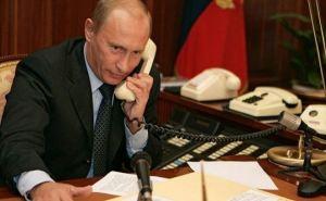 Путин впервые провел переговоры с Захарченко и Плотницким
