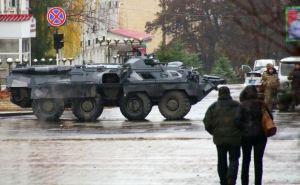 В Луганске задержали украинских диверсантов