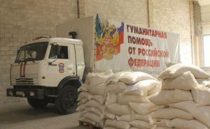 71-й гуманитарный конвой МЧС России доставил в Донецк и Луганск 500 тонн гуманитарных грузов