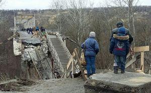 Переход на Станице Луганской не будет работать 9 и 10декабря