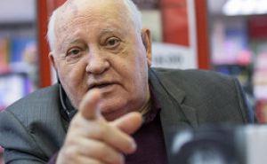 Горбачев— Путину: «Не спеши»