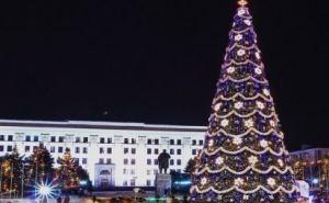 В Луганске пройдут новогодние и рождественские празднования. План мероприятий