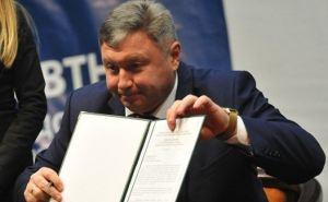 Какие обещания не выполнил глава Луганской области в 2017 году