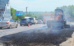 В 2018 году в Луганске отремонтируют 85 тысяч квадратных метров дорог