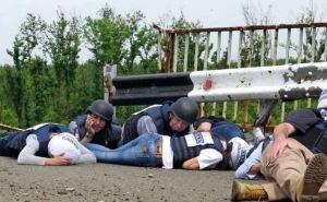 В ЛНР обучали военных как вежливо обращаться с представителями ОБСЕ