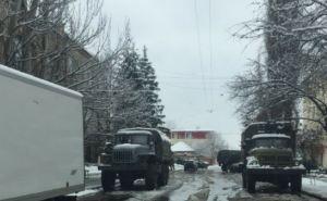 Взрывы в центре Луганска 16февраля. Подробности и неофициальные версии произошедшего