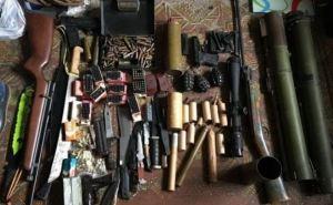 В Одессе СБУ блокировала сбыт оружия и боеприпасов из зоны АТО (Фото)