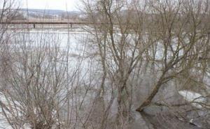 В Луганской области паводок. Айдар и Каменка вышли из берегов