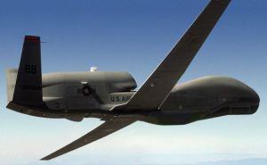 Беспилотник ВВС США совершил полет над Донбассом