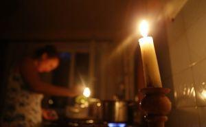 Жители села угрожают перекрыть дорогу в Северодонецке, но ЛЭО включит им электричество не раньше вторника