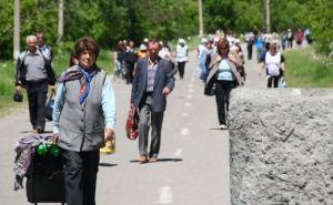 Пункт пропуска в Станице Луганской за сутки пересекли 11489 человек