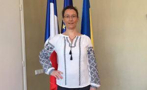 Луганщину посетила посол Франции