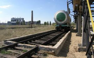 Объем реализации промышленности Луганской области снизился почти на 20%