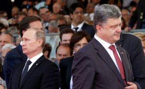 Порошенко не хочет общаться с Путиным, но он обязан,— Л.Кравчук