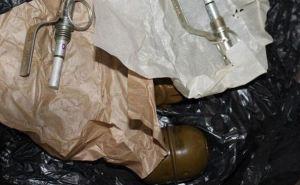 В Луганске в восточных кварталах обнаружили более 400 единиц боеприпасов