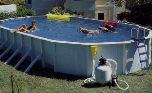 Купить каркасный бассейн: виды, критерии выбора