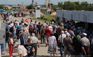 В Луганской облгосадминистрации говорят, что КПВВ В«Станица ЛуганскаяВ» с 27 по 31Вавгуста может приостановить свою работу