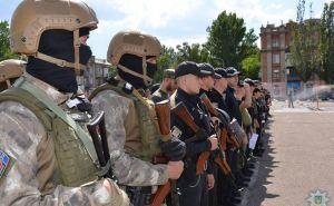 В Северодонецке полиция начала усиленное патрулирование с сегодняшнего дня