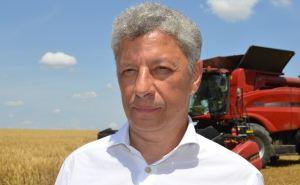 Рынок земли можно открывать только когда общество скажет «да»,— Юрий Бойко