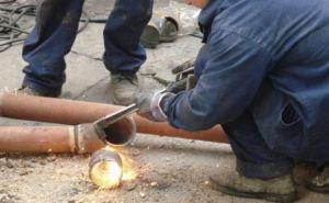 858 порывов было выявлено в ходе гидравлических испытаний теплосетей Луганска