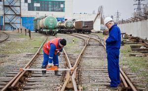 Северодонецкий В«АзотВ» прессуют и железонодорожники