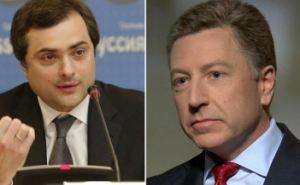 Сурков и Волкер готовят никому не нужную встречу