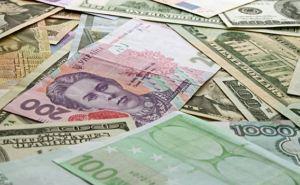 Курс валют в самопровозглашенной ЛНР на 31Вавгуста 2018 года