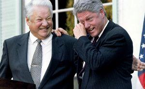 Рассекретили разговоры Ельцина с Клинтоном, где они обсуждали Путина