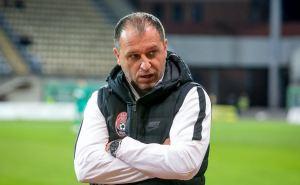 Тренер луганской «Зари» попал в ДТП