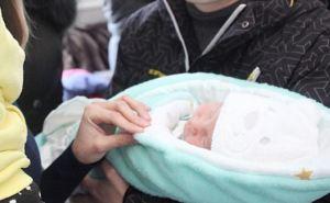 На прошлой неделе в Луганске родилось 62 ребенка. Мальчиков больше