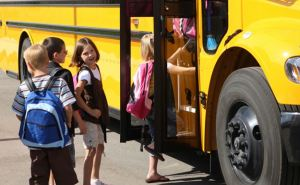 Бесплатный проезд для учащихся 1-11 классов в общественном транспорте