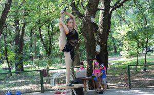 В Станице Луганской устроили цирк