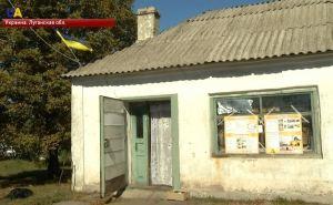 Местный житель на автомобиле попал под обстрел у хутора Вольный