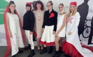 Делегация из луганского вуза приняла участие в международном конкурсе модельеров