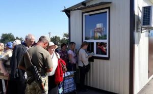За год зафиксировано 11 млн пересечений линии разграничения жителями неподконтрольного Донбасса