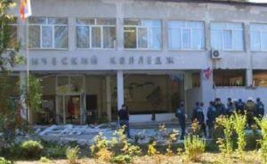 Эксперт считает, что в Керчи в колледже взорвали либо противопехотную мину, либо осколочный снаряд
