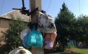 В Луганске пообещали решить проблему с вывозом мусора, а тех кто за это не платит будут штрафовать