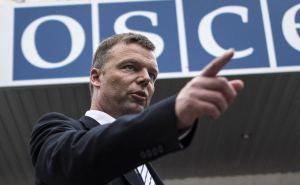 Хуг заявил об отсутствии у ОБСЕ прямых доказательств присутствия российских войск в Донбассе