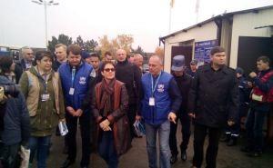Посол США представила, еслиВбы ее мама переходила через КПВВ В«Станица ЛуганскаяВ»